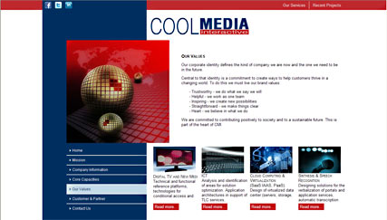 COOLMEDIA INTERACTIVE