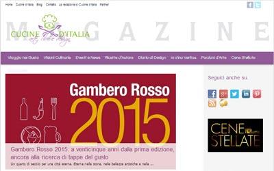 Cucine d' Italia Magazine