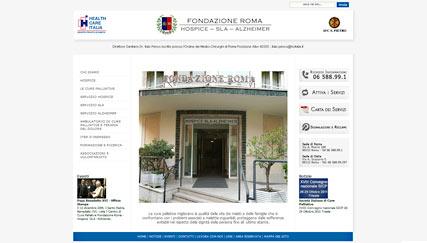 HOSPICE FONDAZIONE ROMA
