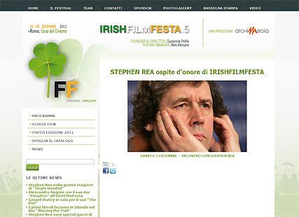 IRISH FILM FESTA