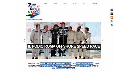 Roma Offshore Speed Race