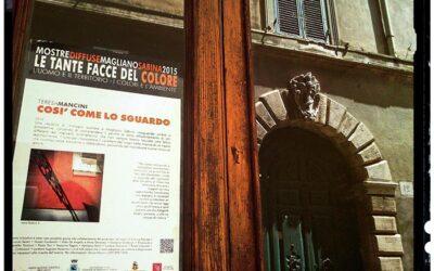 Mostre Diffuse nel Centro Storico di Magliano Sabina
