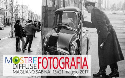 MOSTRE DIFFUSE FOTOGRAFIA 2017, TERZA EDIZIONE
